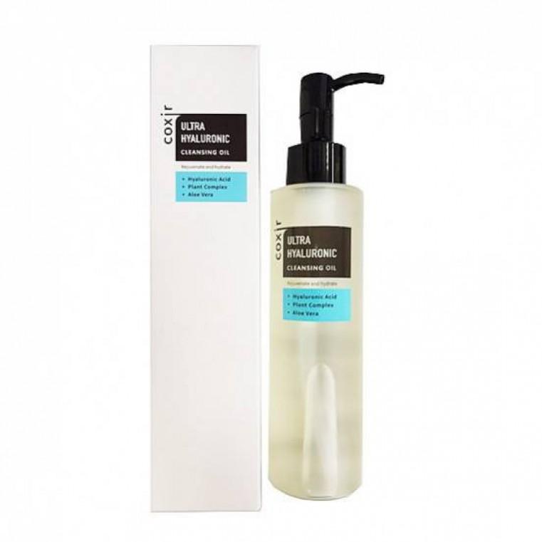 Ultra Hyaluronic Cleansing Oil Гидрофильное масло увлажняющее