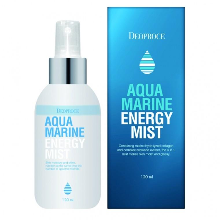Aqua Marine Energy Mist Мист энергетический с морским коллагеном и водорослями
