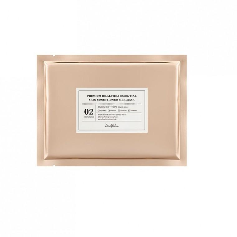 Premium Essential Skin Conditioner Silk Mask Маска тканевая шелковая премиальная успокаивающая