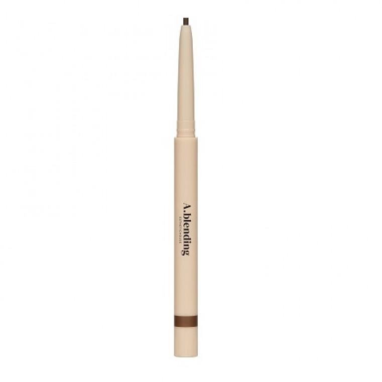 Esthetic House A.Blending Perfect Pro Gel Liner 04 Metal Brown Подводка для глаз цвет 04 - Коричневый металлик