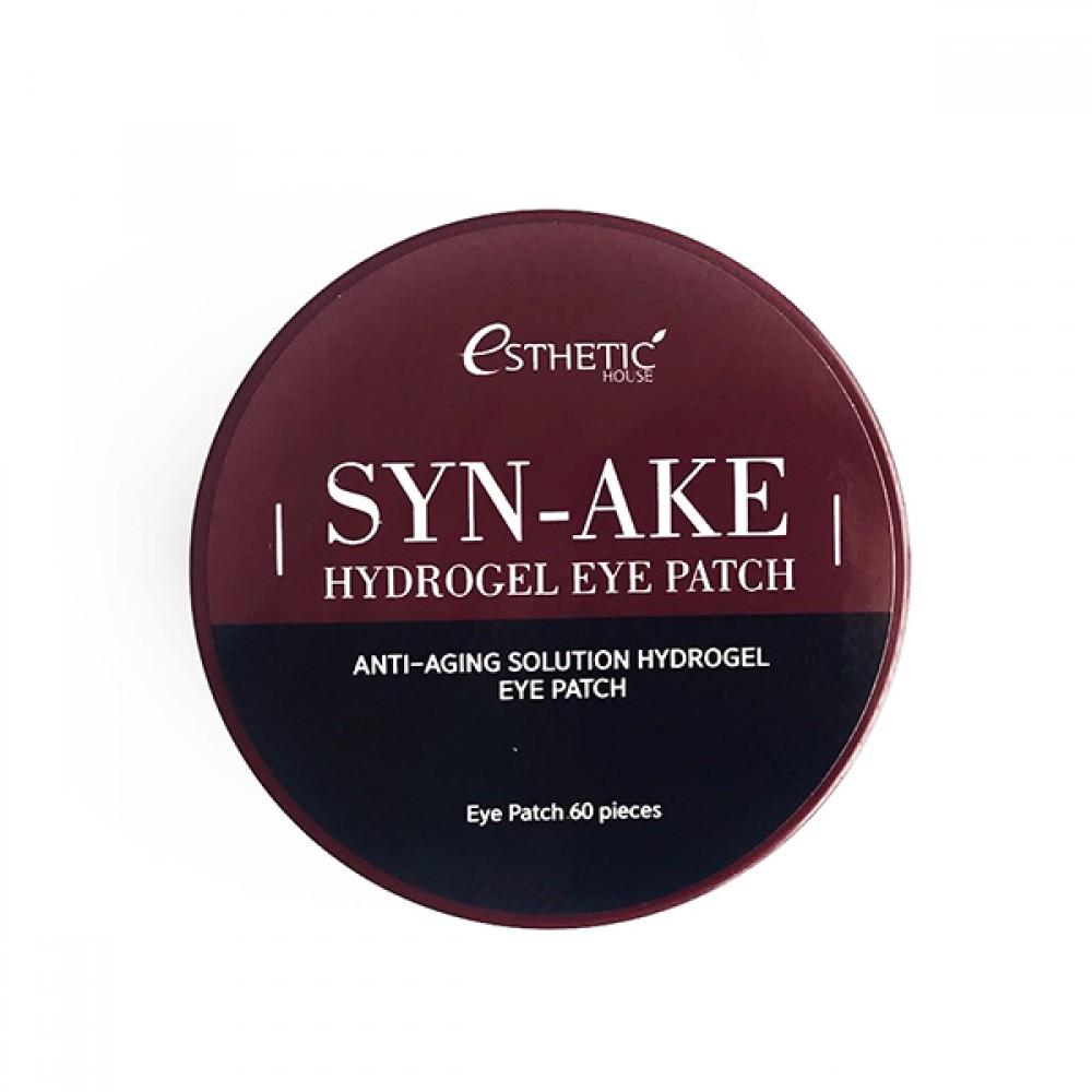 Esthetic House Syn-Ake Hydrogel Eye Patch Патчи гидрогелевые с змеиным пептидом