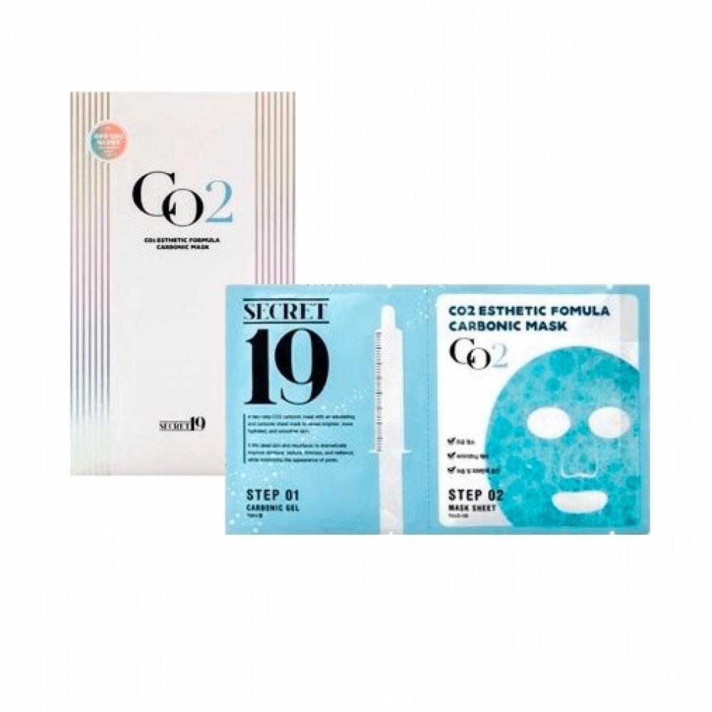 Esthetic House CO2 Esthetic Formula Carbonic Mask Маска-активатор карбокситерапия