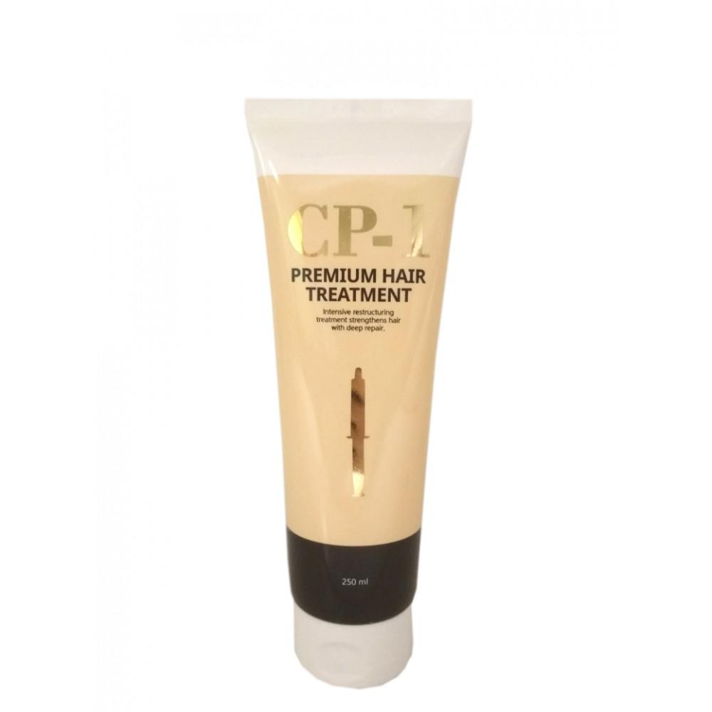 Esthetic House CP-1 Premium Protein Treatment Маска для лечения и разглаживания повреждённых волос протеиновая, 250ml