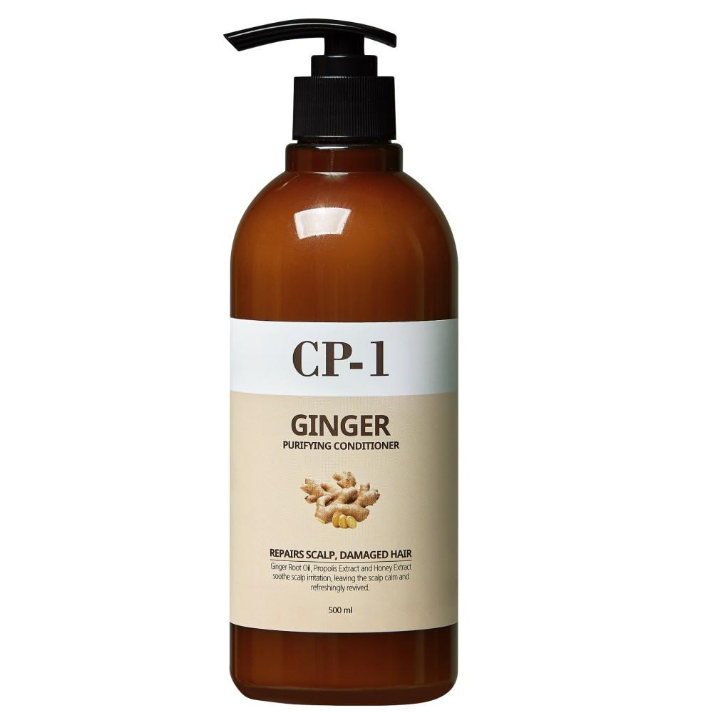 Esthetic House CP-1 Ginger Purifying Conditioner Кондиционер для волос с имбирем