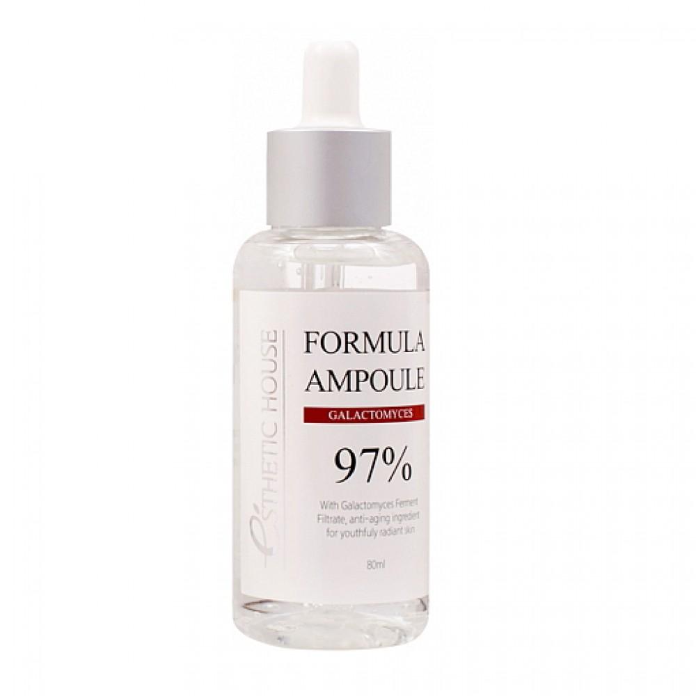 Esthetic House Formula Ampoule Galactomyces Сыворотка для лица с ферментированными дрожжевыми грибами