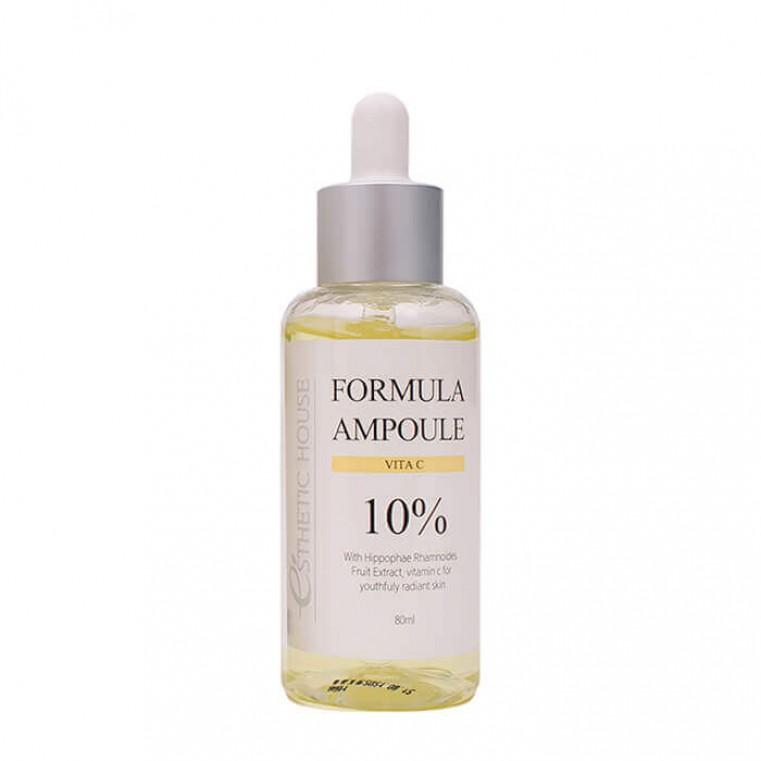 Esthetic House Formula Ampoule Vita C Сыворотка для яркости тона с витамином С