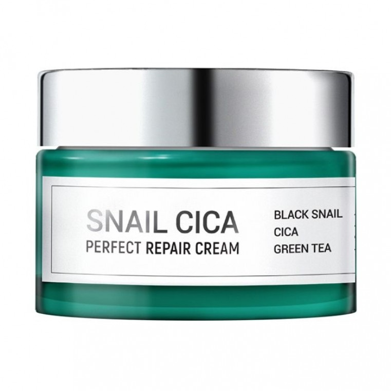 ESTHETIC HOUSE Snail Cica Perfect Repair Cream Интенсивный восстанавливающий крем с муцином улитки и центеллой