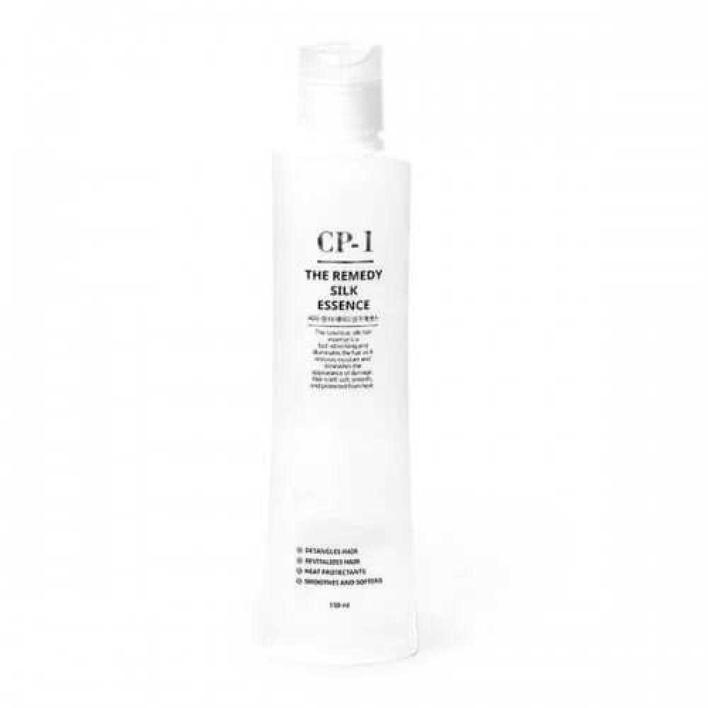 Esthetic House CP-1 The Remedy Silk Essence Эссенция для волос восстанавливающая на основе шёлка