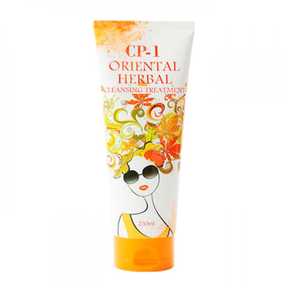 Esthetic House CP-1 Oriental Herbal Cleansing Treatment Маска для волос парфюмированная Восточные травы