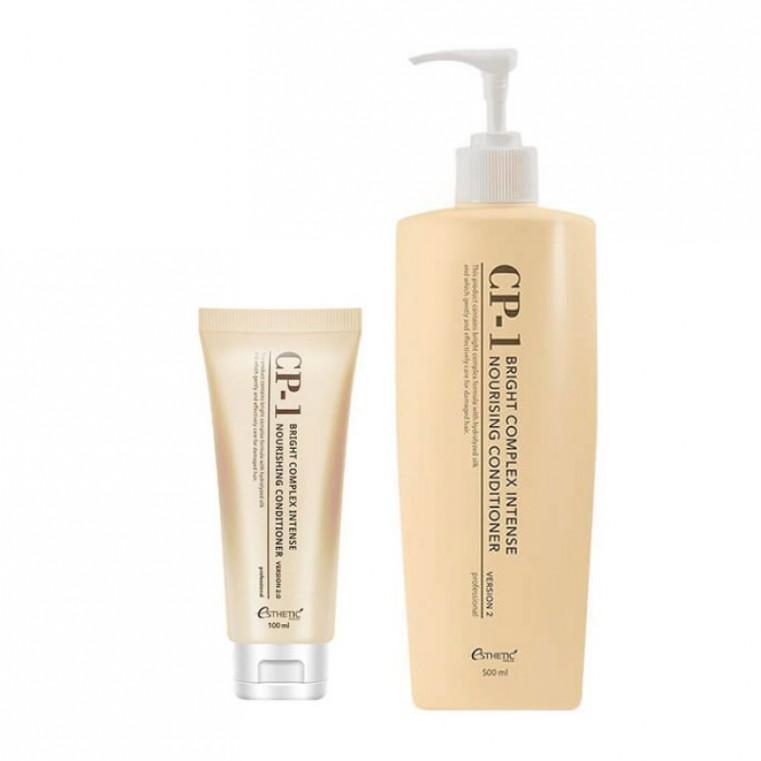 Esthetic House CP-1 Bright Complex Intense Nourishing Conditioner Кондиционер с протеинами и коллагеном для интенсивного питания волос