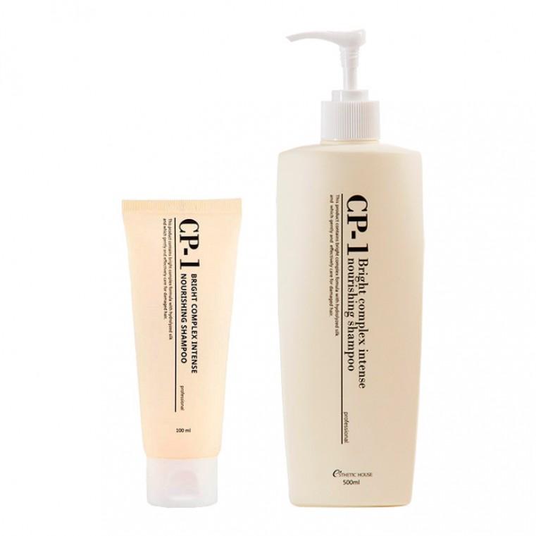 Esthetic House CP-1 Bright Complex Intense Nourishing Shampoo Шампунь протеиновый с коллагеном