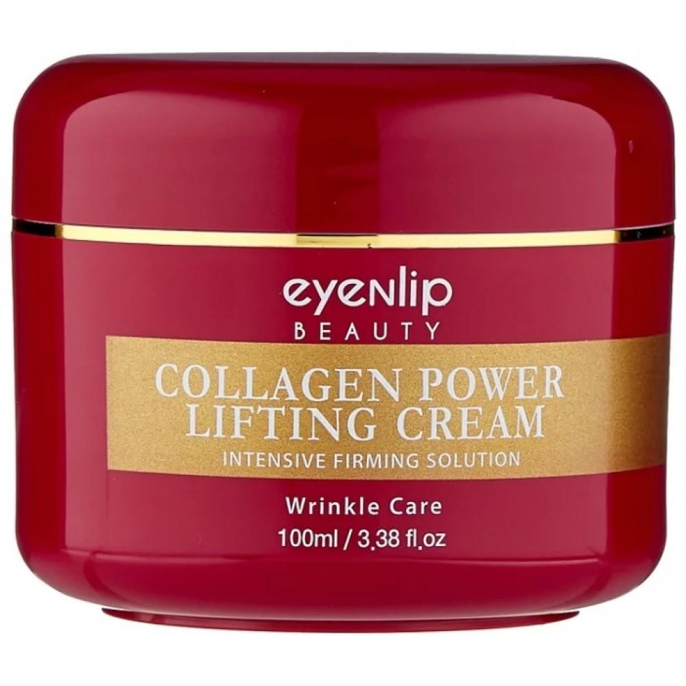 EyeNlip Collagen Power Lifting Cream Крем с лифтинг эффектом коллагеновый