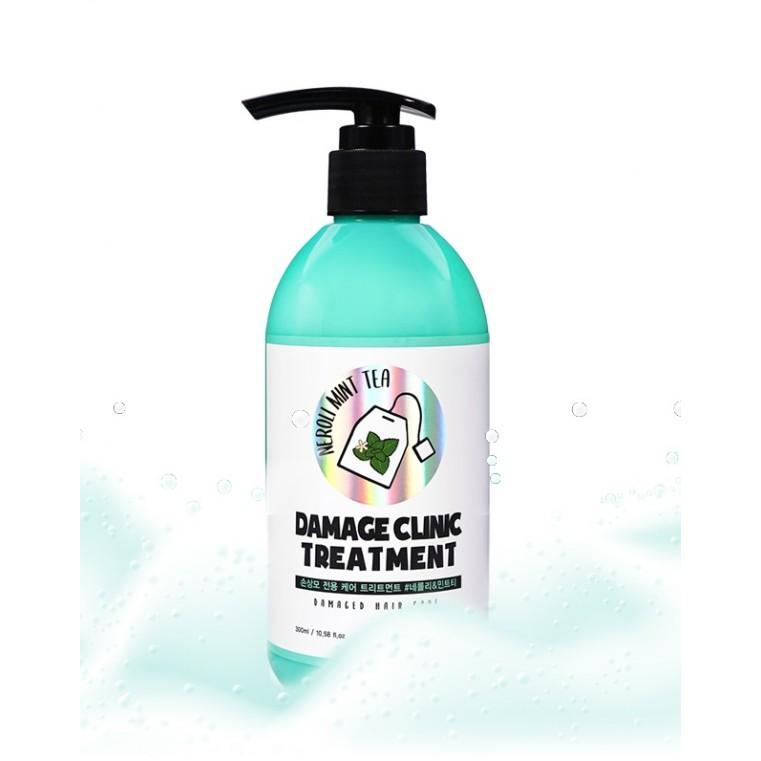 EyeNlip SUMHAIR Damage Clinic Treatment Neroli & Mint Tea Бальзам для поврежденных волос Нероли и мята