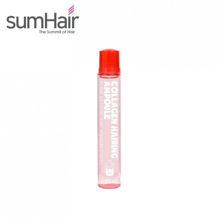 eyeNlip SUMHAIR Collagen Hairing Ampoule Коллагеновые ампулы для волос, 13 мл