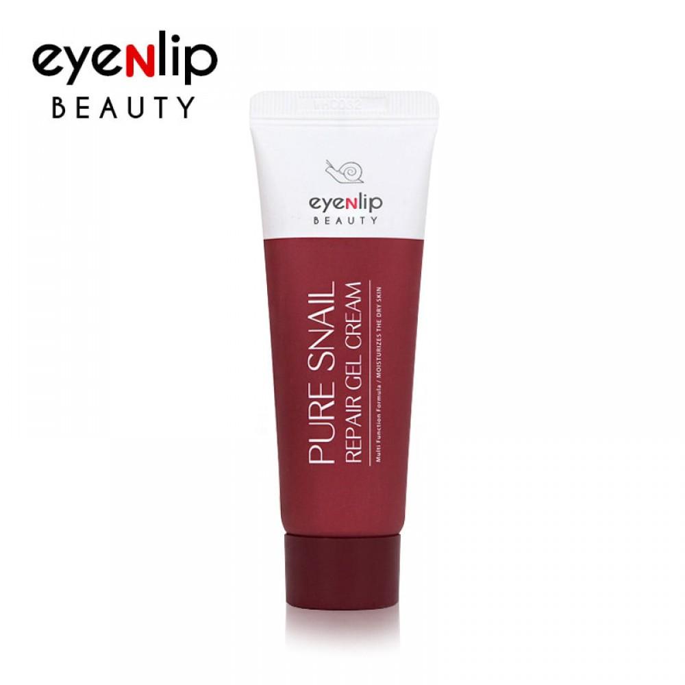 EyeNlip Pure Snail Repair Gel Cream Крем-гель улиточный восстанавливающий