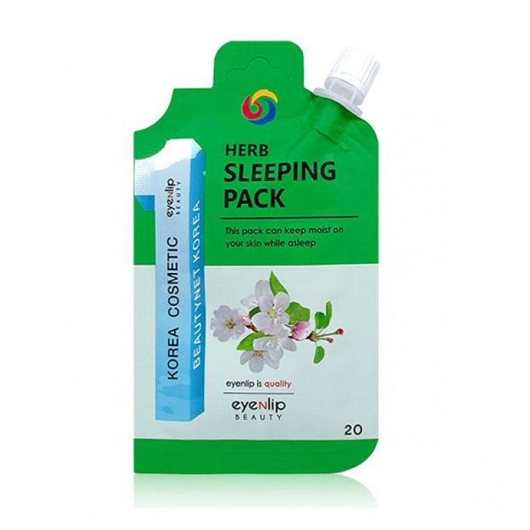 EYENLIP Herb Sleeping Pack Ночная маска с экстрактами трав