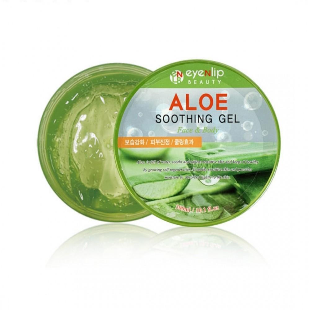 EYENLIP Aloe Soothing Gel Face & Body Гель для лица и тела с алоэ вера успокаивающий