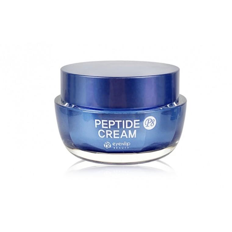 EYENLIP Peptide P8 Cream Антивозрастной крем с пептидами