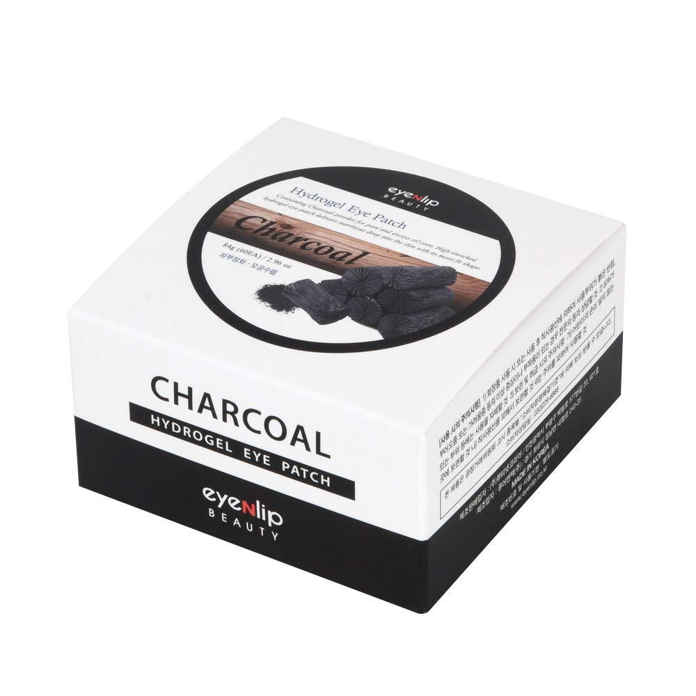 EyeNlip Charcoal Acid Hydrogel Eye Patch Патчи гидрогелевые с древесным углем