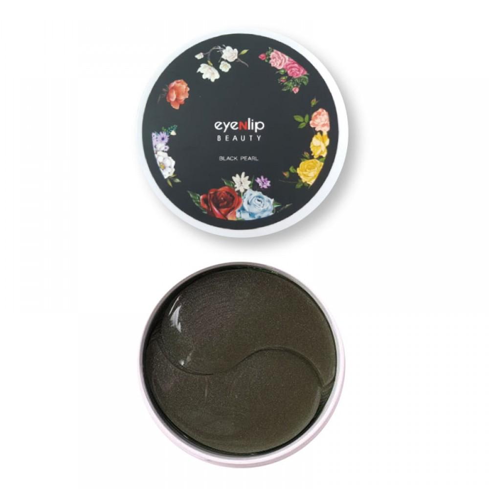 Black Pearl Eye Patch Патчи гидрогелевые с черным жемчугом