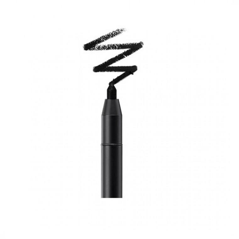BERRISOM G9 First Auto Gel Eye Liner Гелевый автоматический карандаш для глаз 01. Real Black