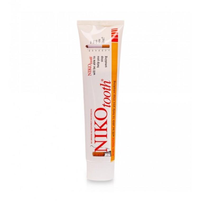 NIKOtooth Зубная паста для курильщиков, снижение тяги к курению