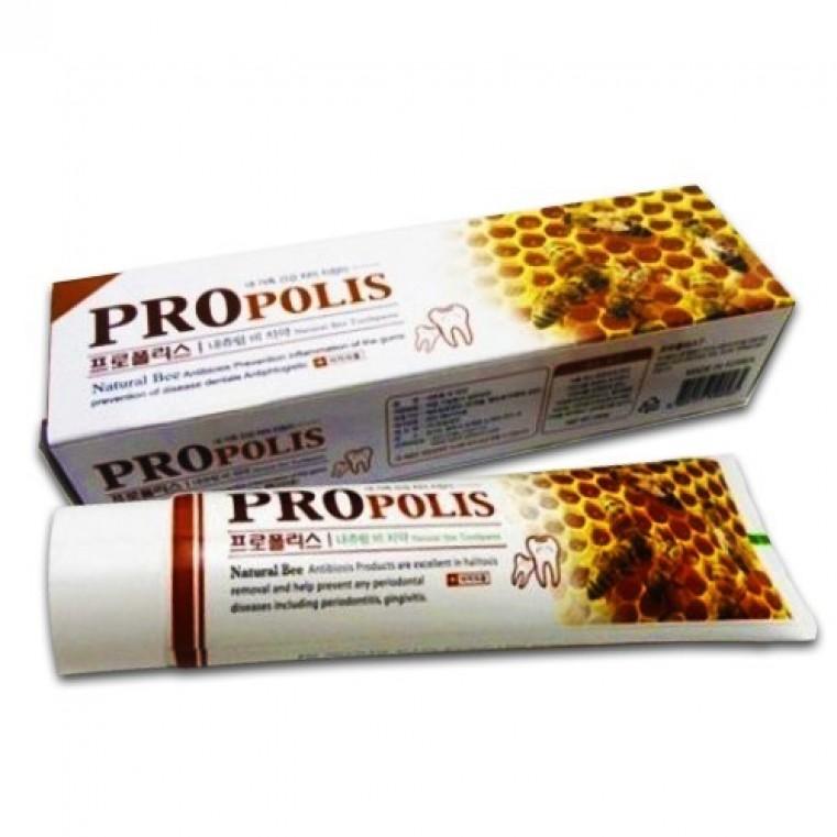 Natural Bee Propolis Toothpaste Зубная паста с прополисом (маточное молочко)