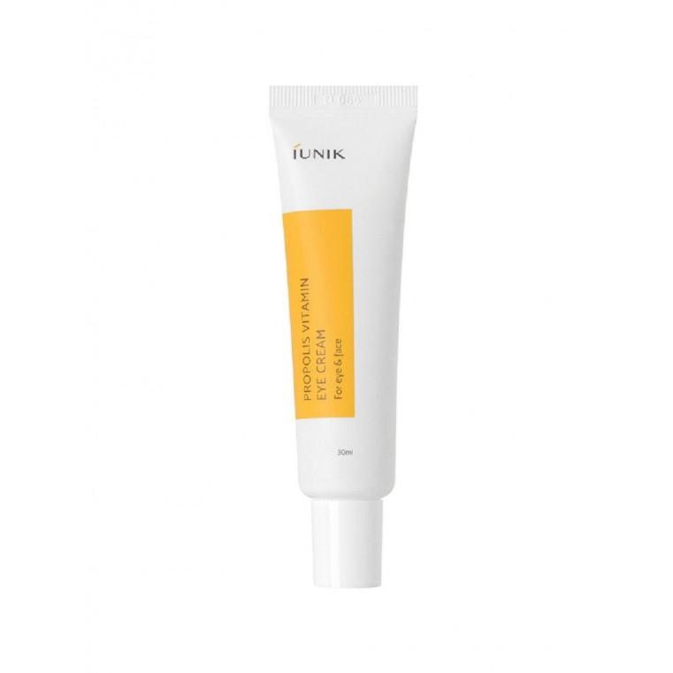 iUnik Propolis Vitamin Eye Cream Крем для век с прополисом и облепихой