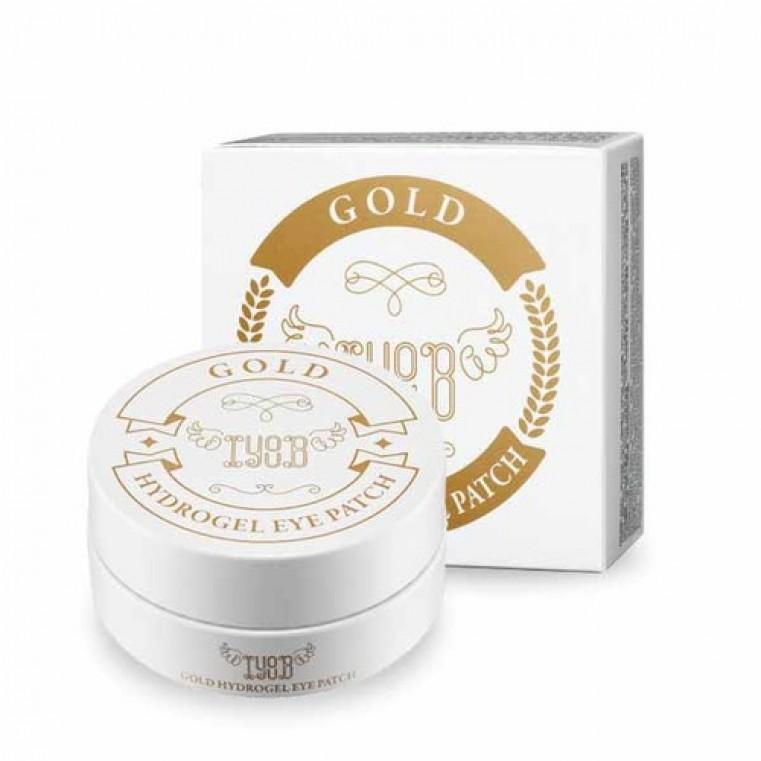 Hydrogel Eye Patch Gold  Патчи гидрогелевые с золотом