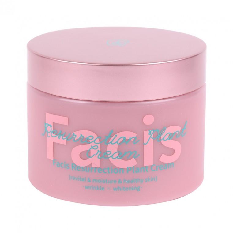 Jigott Facis Resurrection Plant Cream Крем для восстановления кожи с растительными экстрактами
