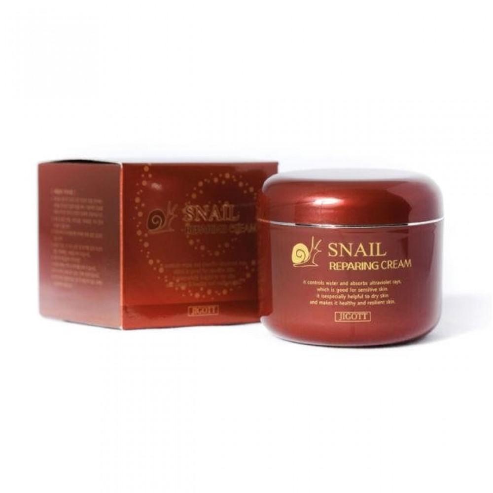Snail Repairing Cream Крем антивозрастной