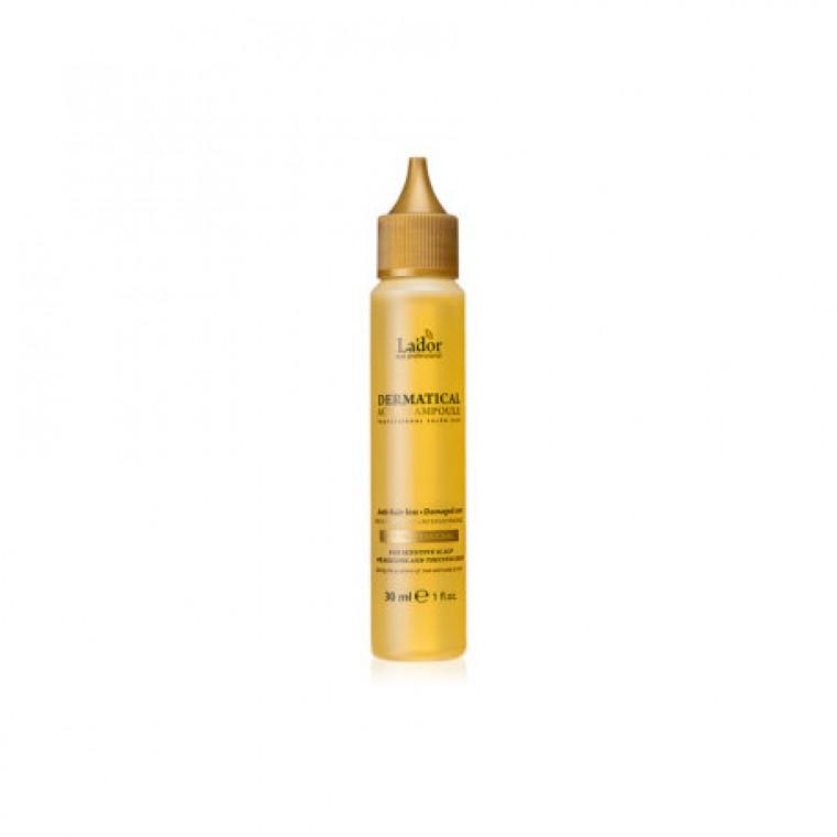 La'dor Dermatical Active Ampoule Набор пептидных ампул против выпадения волос