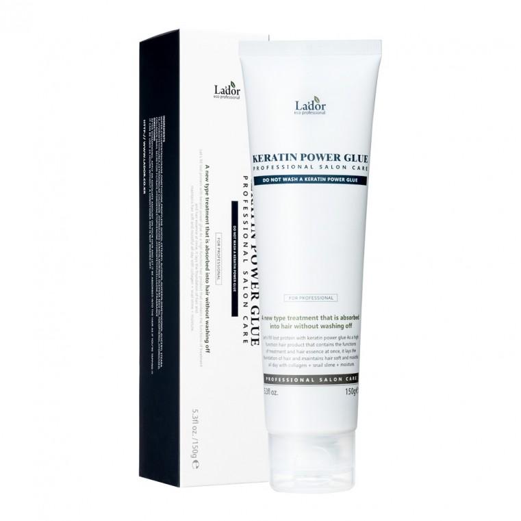 La'Dor Keratin Power Glue Сыворотка-клей для посеченных кончиков волос, 150ml