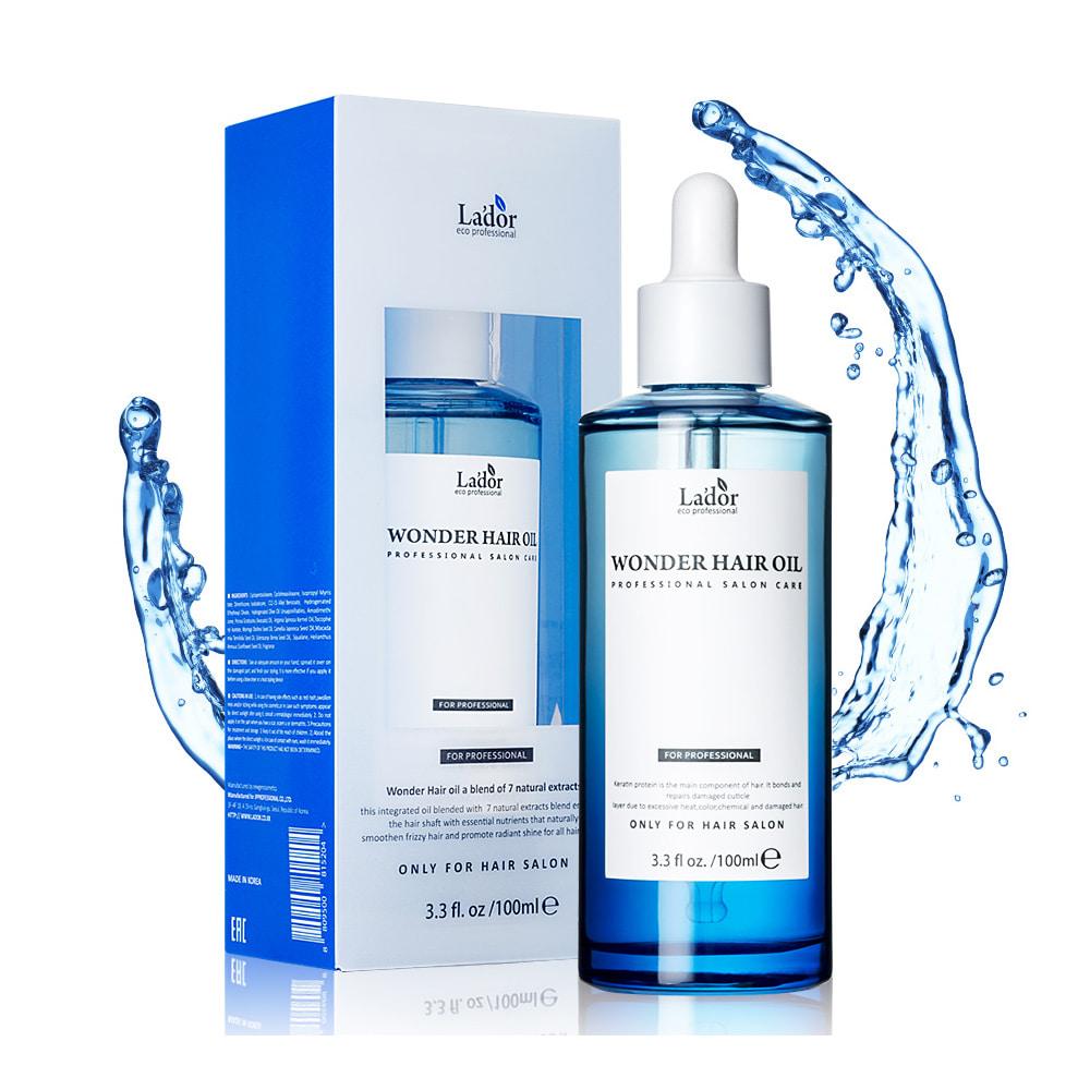 La'Dor Wonder Hair Oil Масло для восстановления блеска волос увлажняющее, 100ml