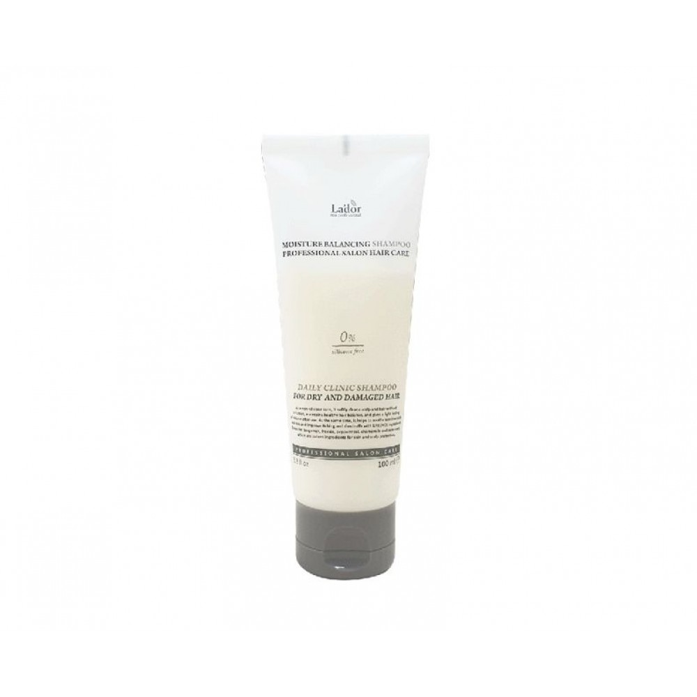 Moisture Balancing Shampoo Шампунь увлажняющий безсиликоновый