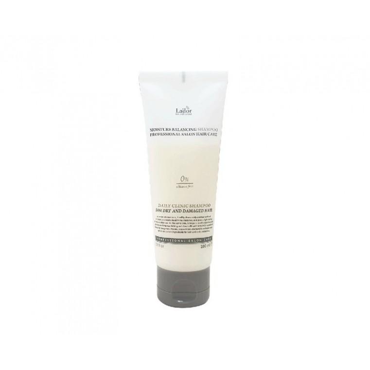 La'Dor Moisture Balancing Shampoo Шампунь увлажняющий безсиликоновый, 100ml