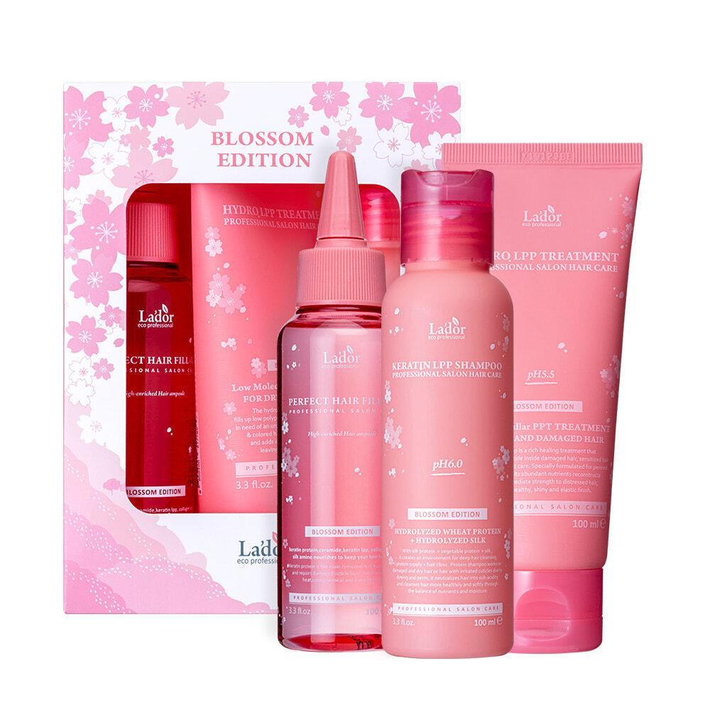 La'Dor Blossom Edition Set Весенний лимитированный набор средств для волос