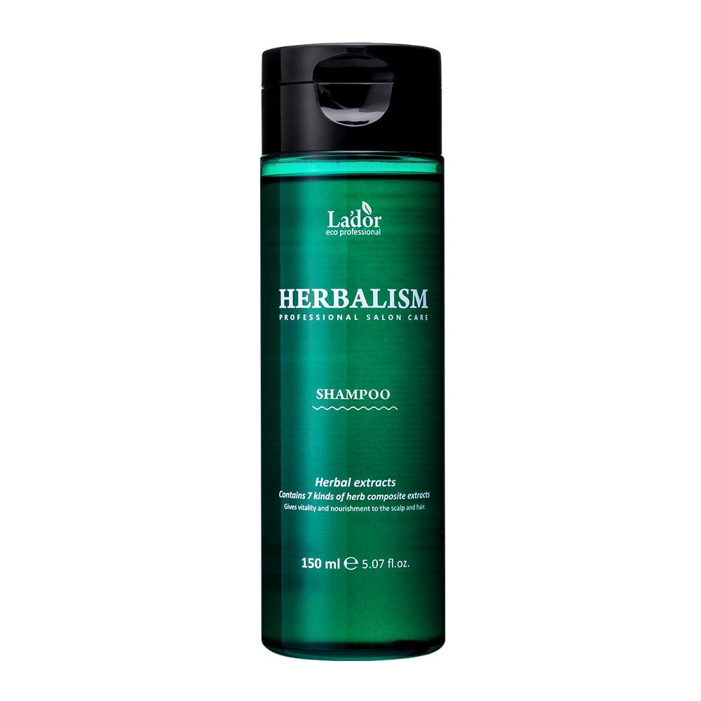 La'dor Herbalism Shampoo Слабокислотный травяной шампунь с аминокислотами, 150мл