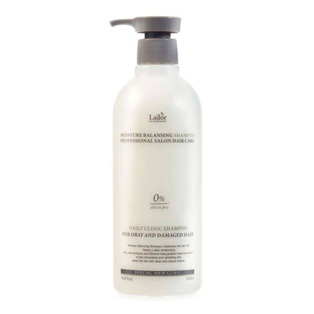 La'Dor Moisture Balancing Shampoo Шампунь увлажняющий безсиликоновый