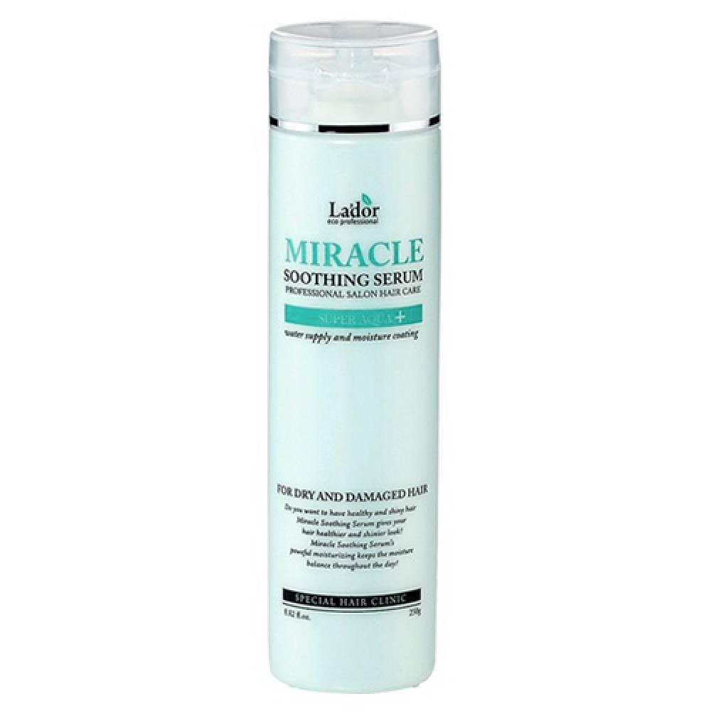 Miracle Soothing Serum  Сыворотка увлажняющая для сухих и поврежденных термозащитой волос