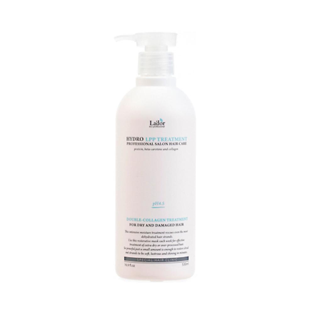 Eco Hydro Lpp Treatment Маска протеиновая для поврежденных волос восстанавливающая