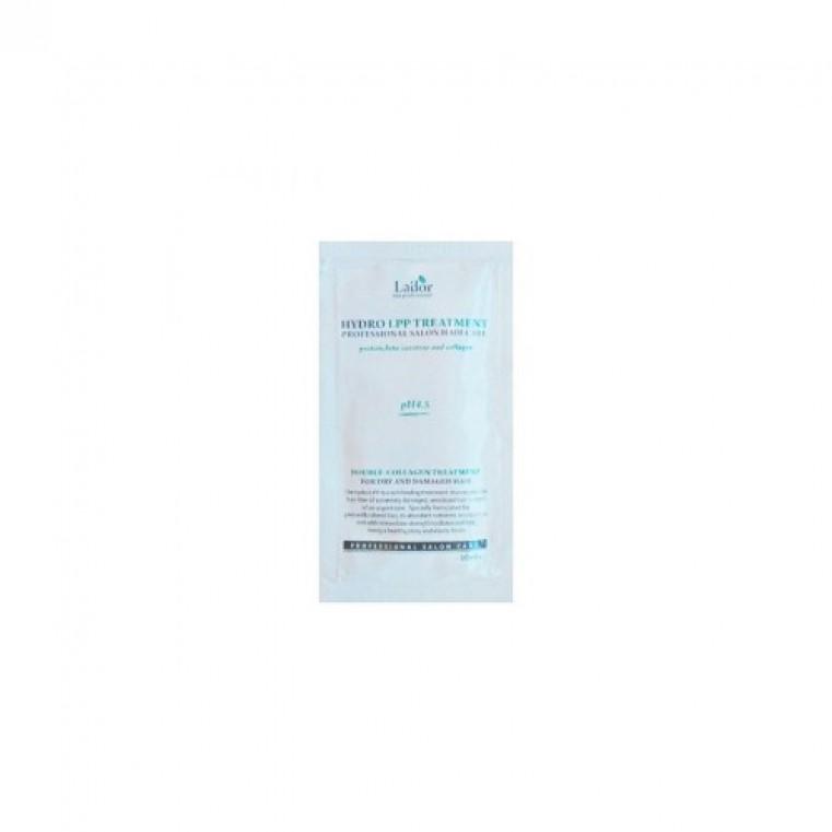 La'Dor Eco Hydro Lpp Treatment Маска протеиновая для поврежденных волос восстанавливающая, 15мл
