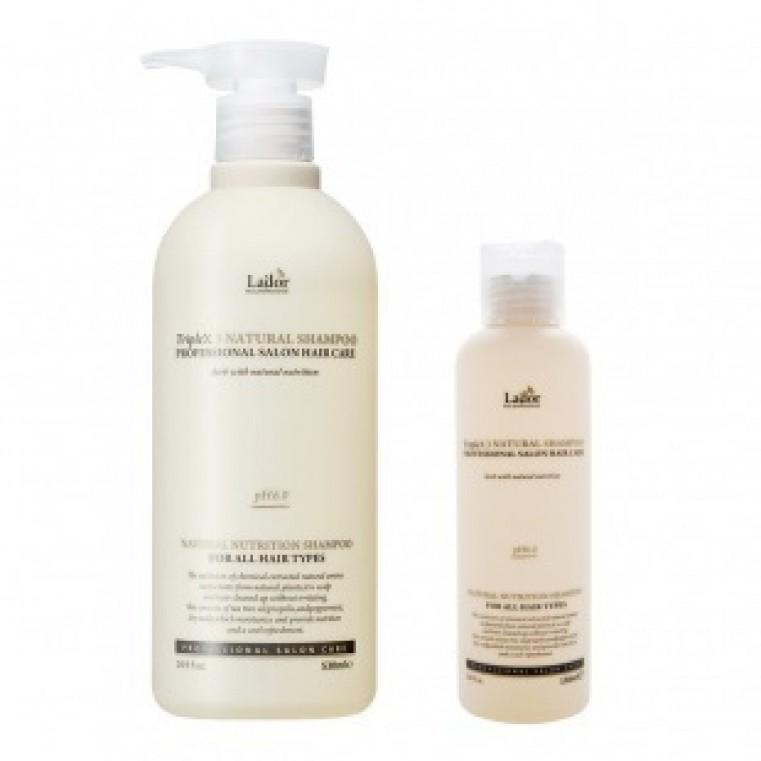 La'Dor Triplex Natural Shampoo Шампунь с экстрактами и эфирными маслами