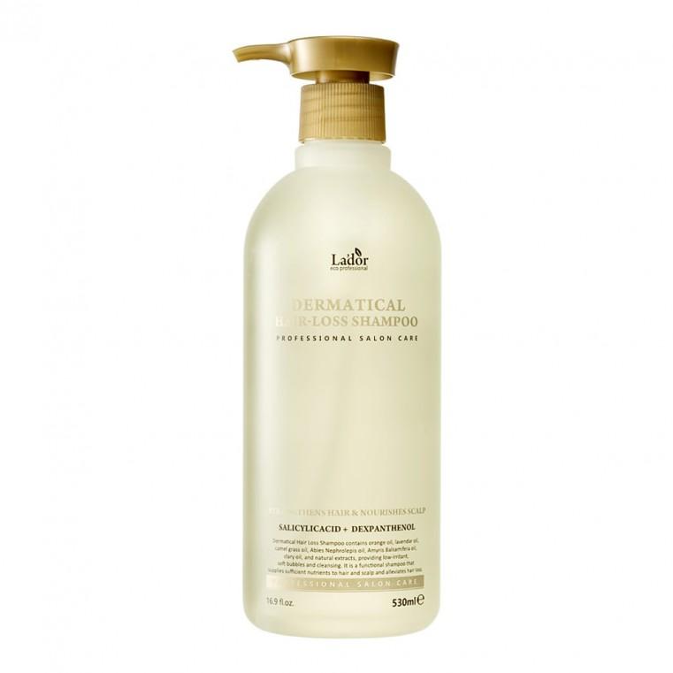 Dermatical Hair Loss Shampoo Шампунь бессульфатный против выпадения волос