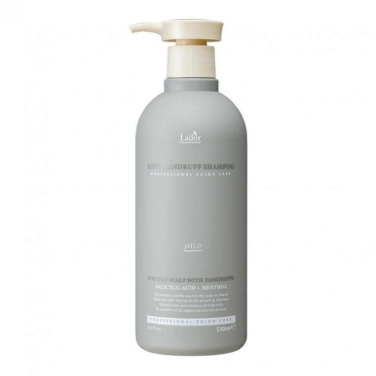 Anti Dandruff Shampoo Шампунь против перхоти cлабокислотный