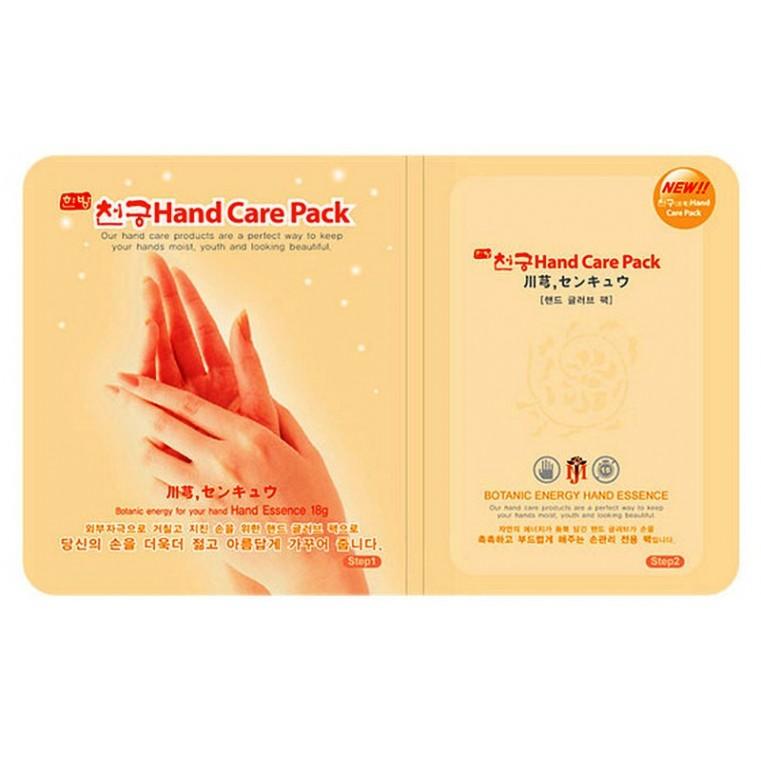 Mijin Hand Care Pack Маска для рук с гиалуроновой кислотой