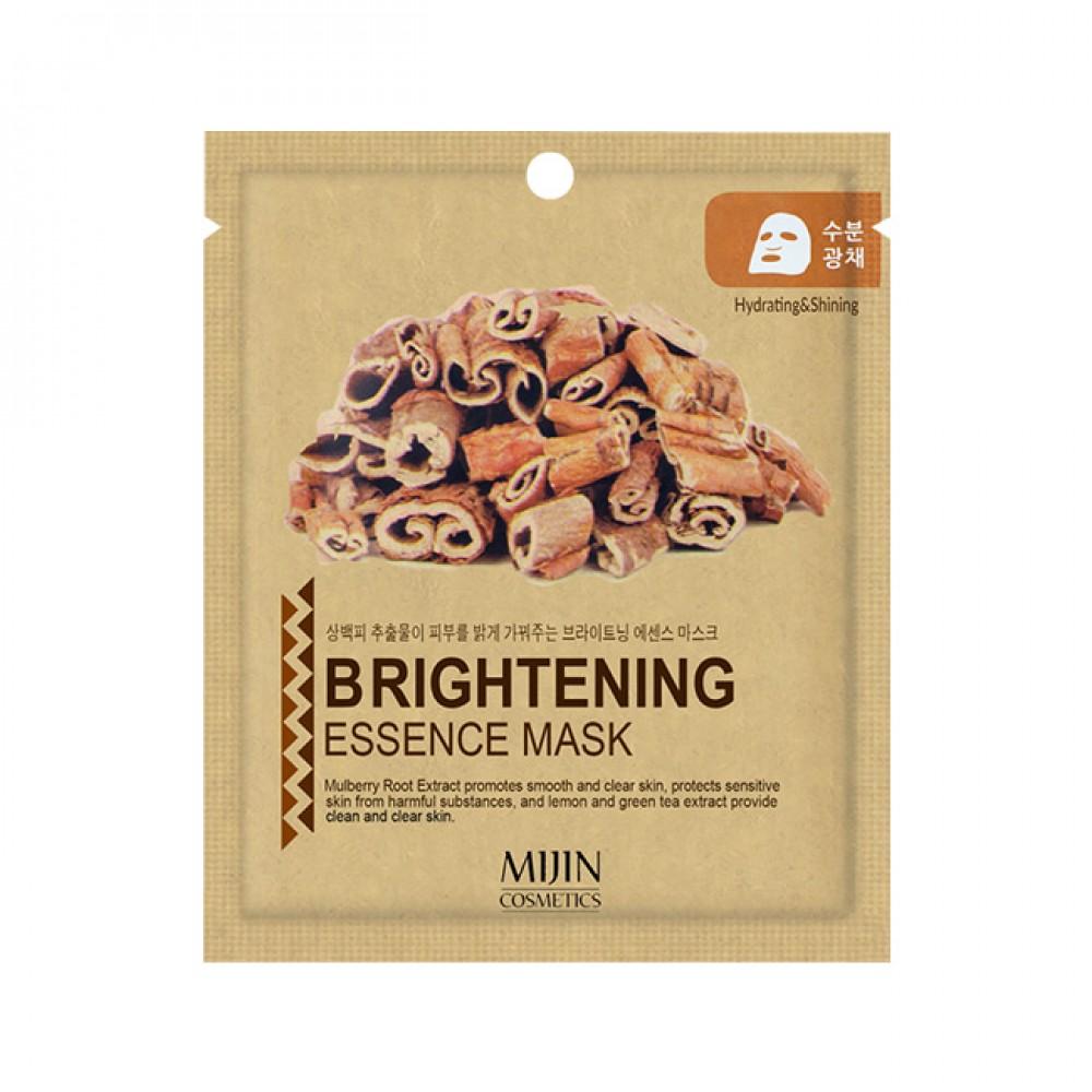 Mijin Brightening Essence Mask Тканевая маска с осветляющим эффектом