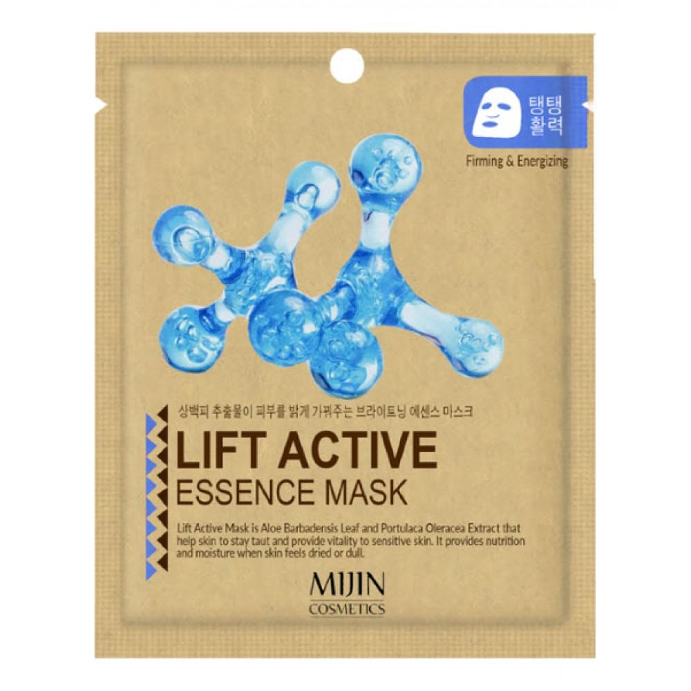 Mijin Lift Active Essence Mask Тканевая маска с лифтинг эффектом