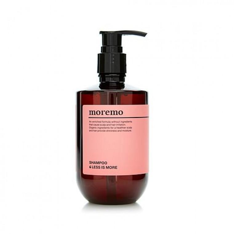 Moremo Shampoo Less Is  Шампунь восстанавливающий мягкий