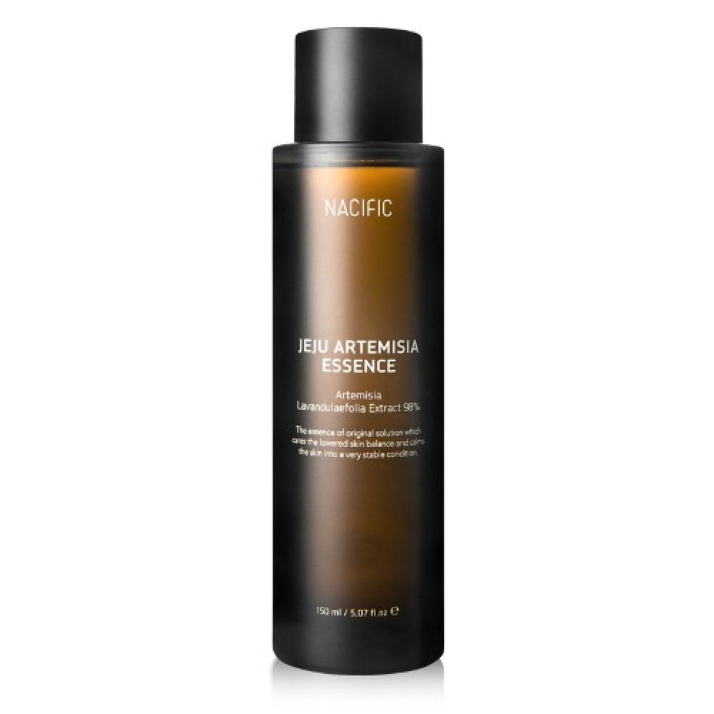 Nacific Jeju Artemisia Essence Балансирующая успокаивающая и увлажняющая эссенция, 150мл